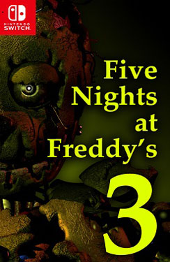 Five Nights at Freddy's 3 [switch][nsp][update][english]