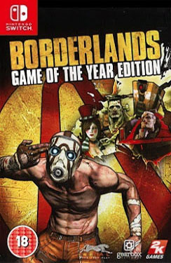 Borderlands: Game of the Year Edition Switch Nsp Multilanguage Dlc Update