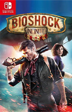 BioShock Infinite: The Complete Edition Switch Nsp Multilanguage Update