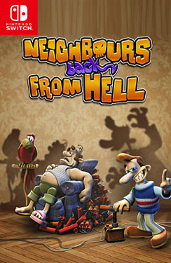 Neighbours back From Hell Switch Nsp Multilanguage English Update Dlc