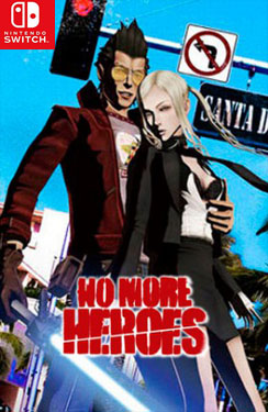 No More Heroes Switch Nsp Multilanguage English Update Dlc