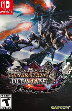 Monster Hunter Generations Ultimate Switch Nsp Multilanguage English Update