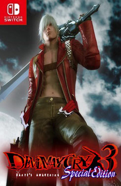 Devil May Cry 3 Special Edition Switch Nsp Multilenguaje Español Update